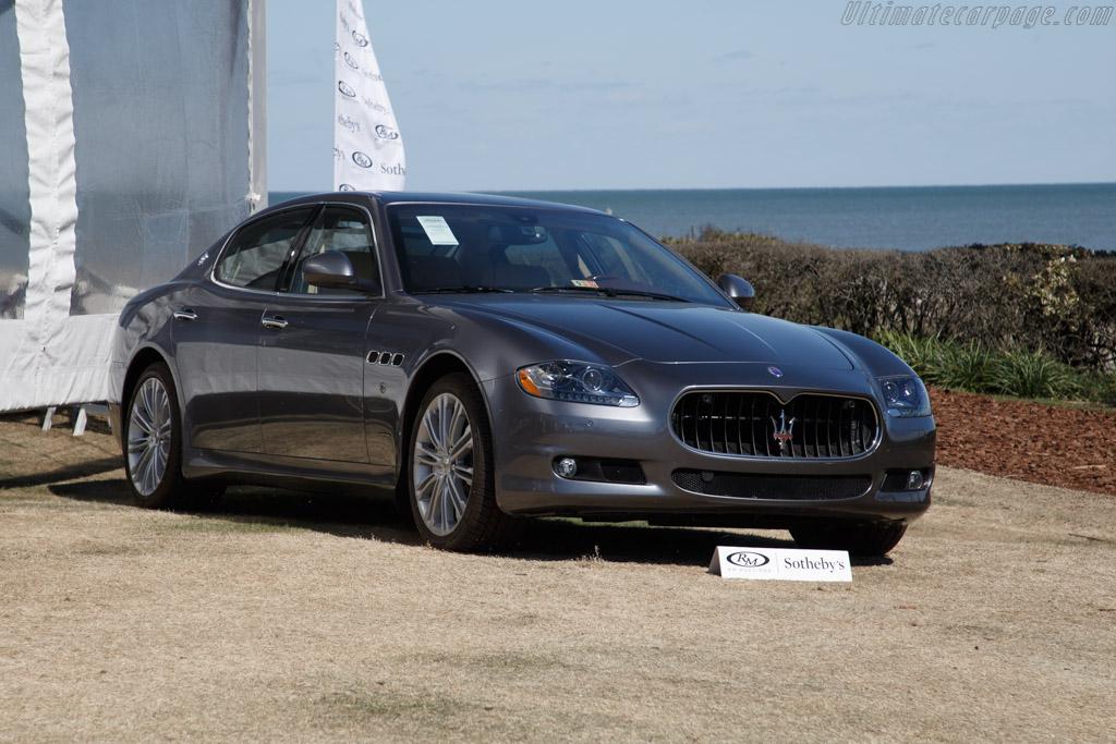 Maserati Quattroporte S Executive GT