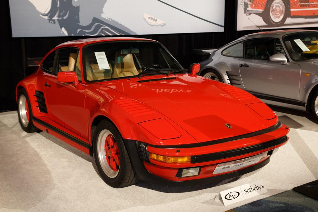Porsche 911 Turbo 3.3 Flachbau