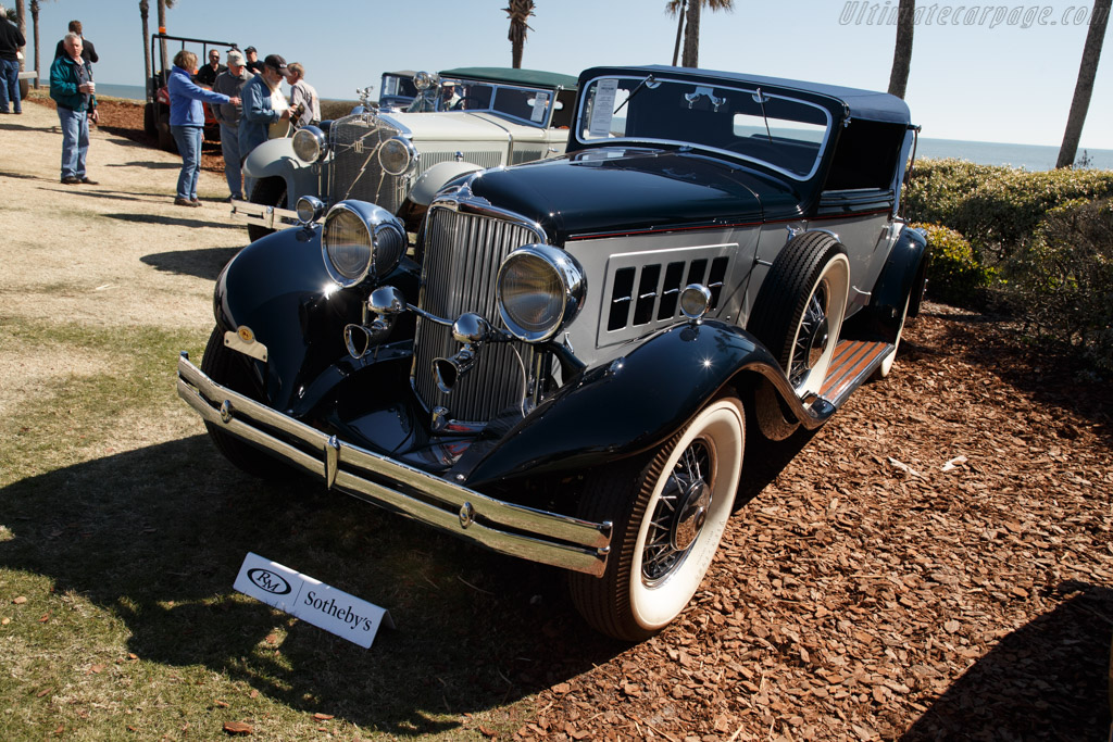 Reo Royale 8-35 Convertible Coupe