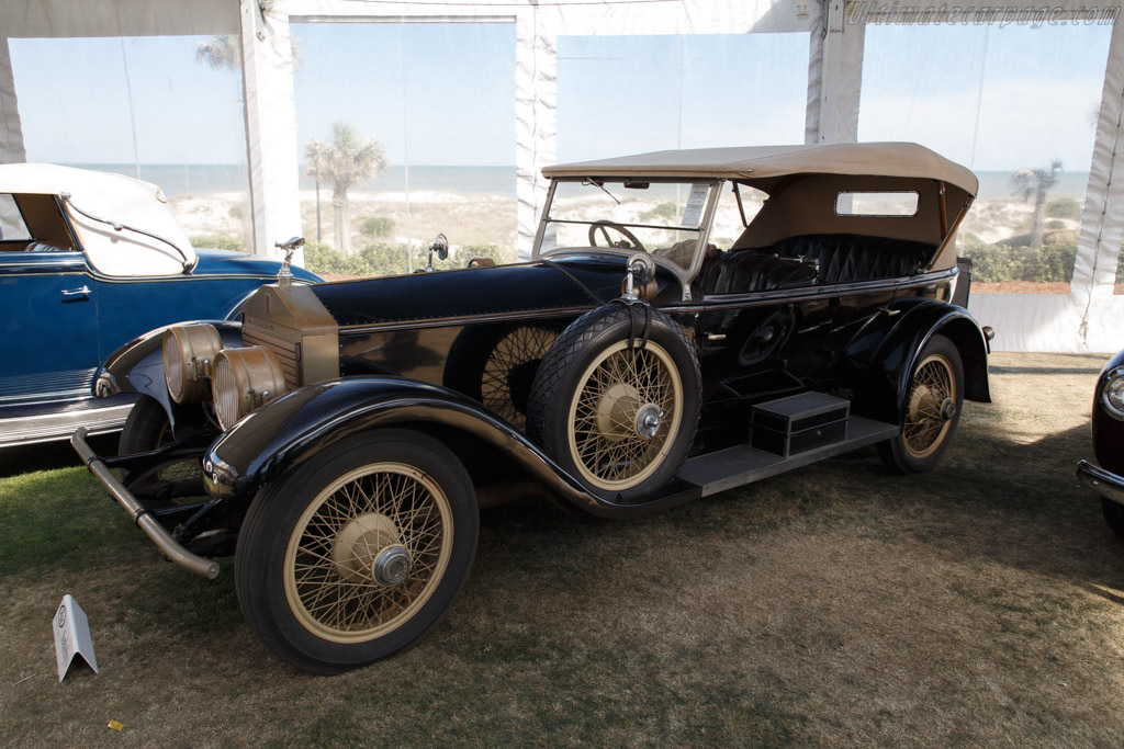 Rolls-Royce Silver Ghost Merrimac Pall Mall Tourer