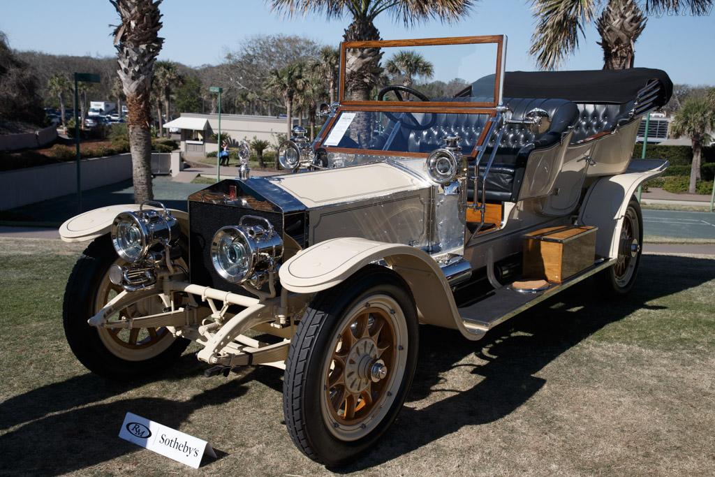 Rolls-Royce Silver Ghost Roi des Belges