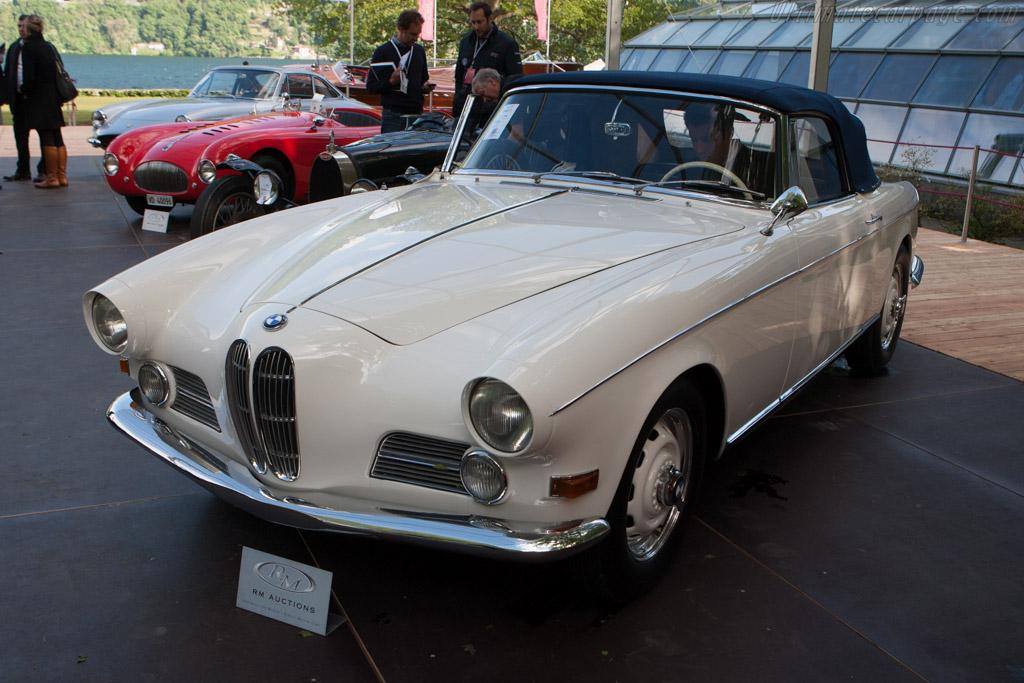 BMW 503 Cabriolet - Chassis: 69146   - 2013 Concorso d'Eleganza Villa d'Este