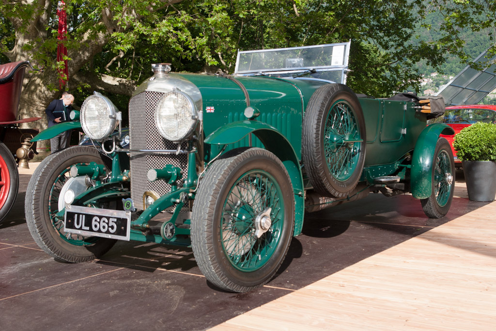 Bentley 4.5 Litre Vanden Plas Tourer - Chassis: FB 3317   - 2013 Concorso d'Eleganza Villa d'Este