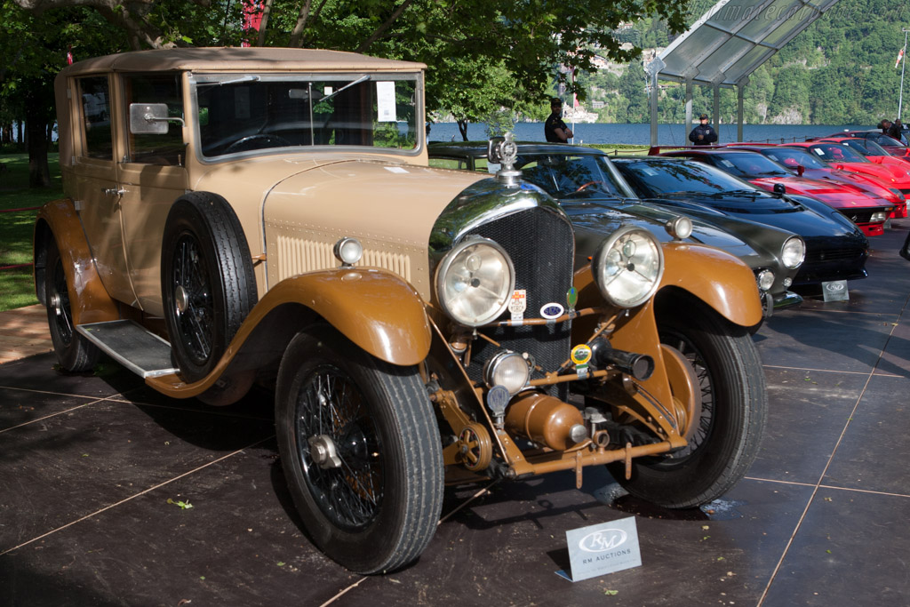 Bentley 6½ Litre Sedanca de Ville - Chassis: KR2687   - 2013 Concorso d'Eleganza Villa d'Este