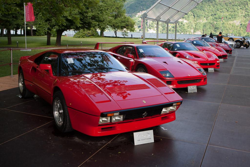 Ferrari 288 GTO - Chassis: 54777   - 2013 Concorso d'Eleganza Villa d'Este