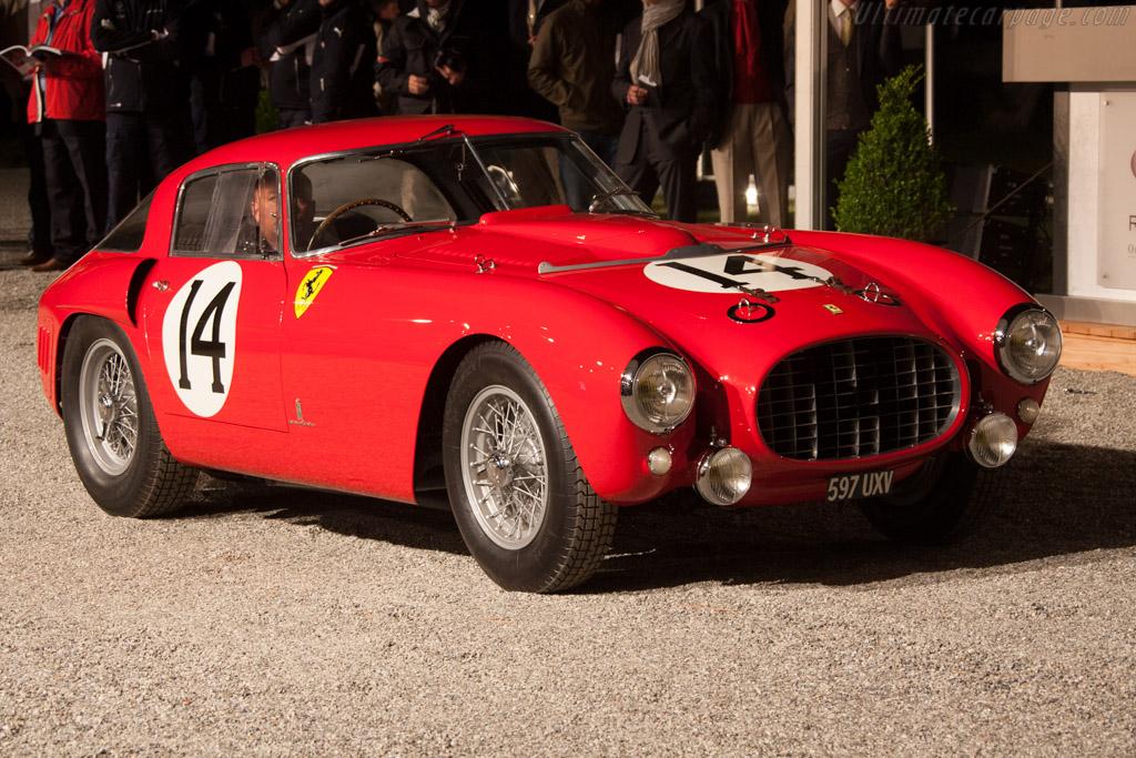 Ferrari 340/375 MM Pinin Farina Berlinetta - Chassis: 0320AM   - 2013 Concorso d'Eleganza Villa d'Este