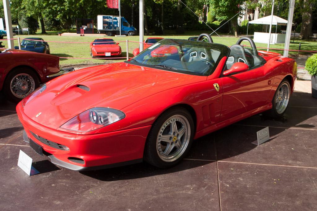 Ferrari 550 Barchetta Pininfarina - Chassis: 124269   - 2013 Concorso d'Eleganza Villa d'Este