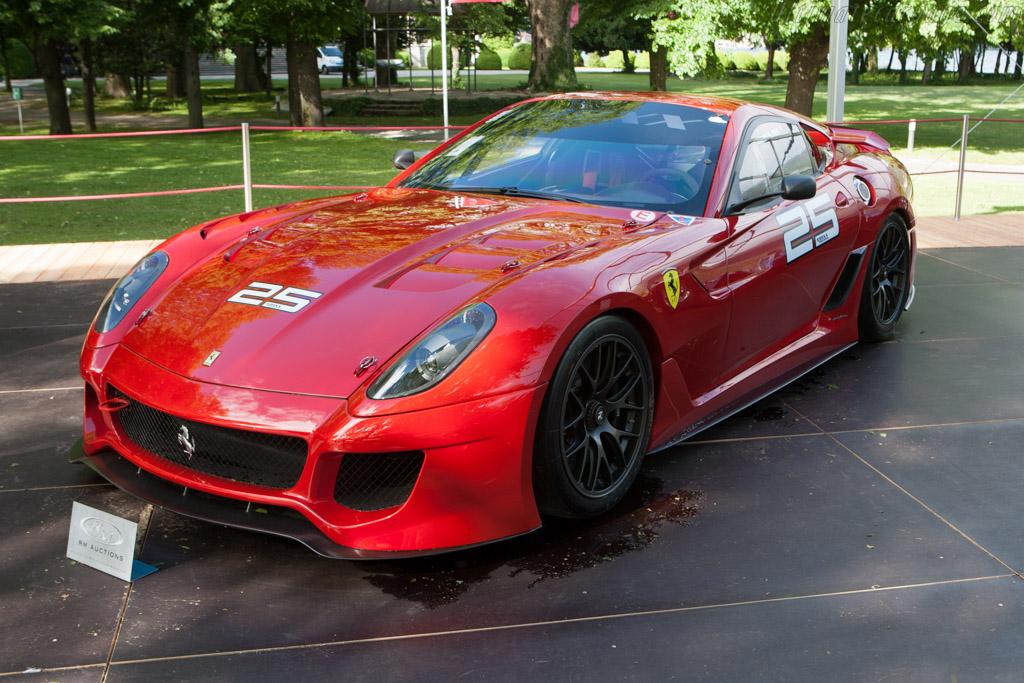 Ferrari 599XX - Chassis: 170895   - 2013 Concorso d'Eleganza Villa d'Este