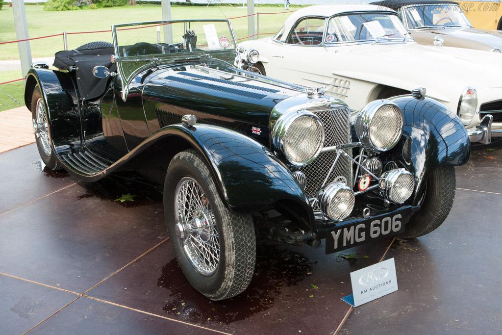 Jaguar SS100 2.5 Litre - Chassis: 18116   - 2013 Concorso d'Eleganza Villa d'Este
