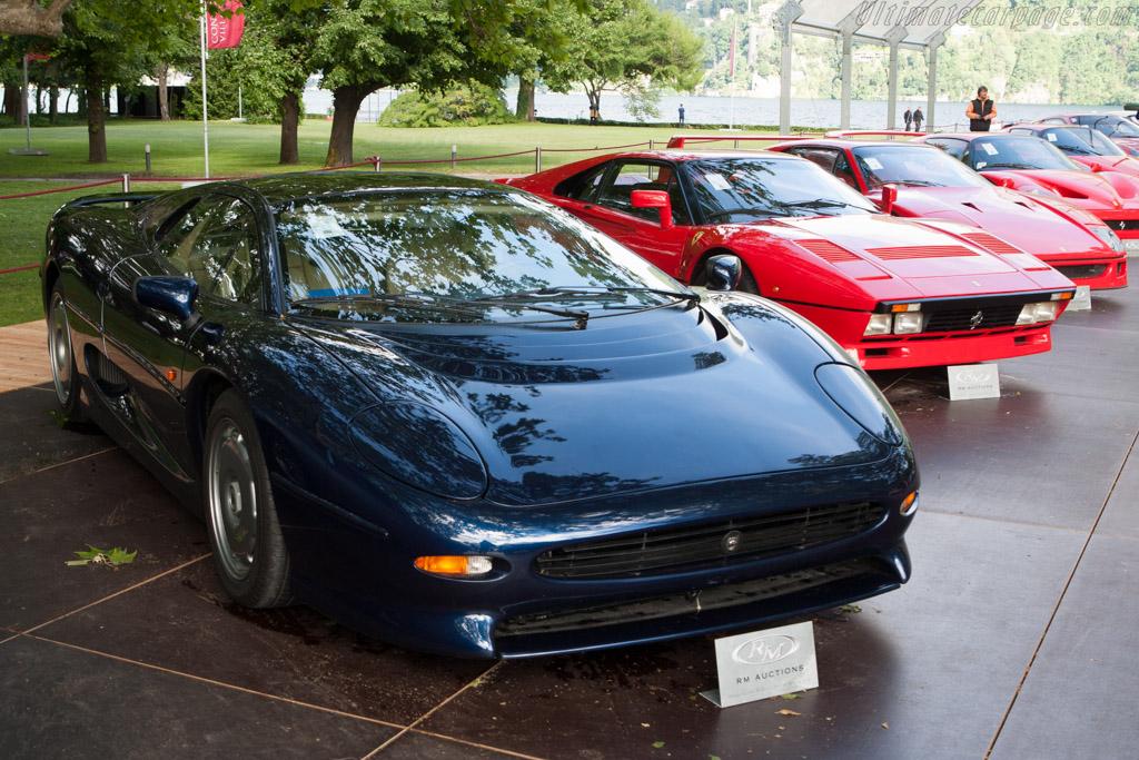 Jaguar XJ220 - Chassis: SAJJEAEX8AX220765   - 2013 Concorso d'Eleganza Villa d'Este