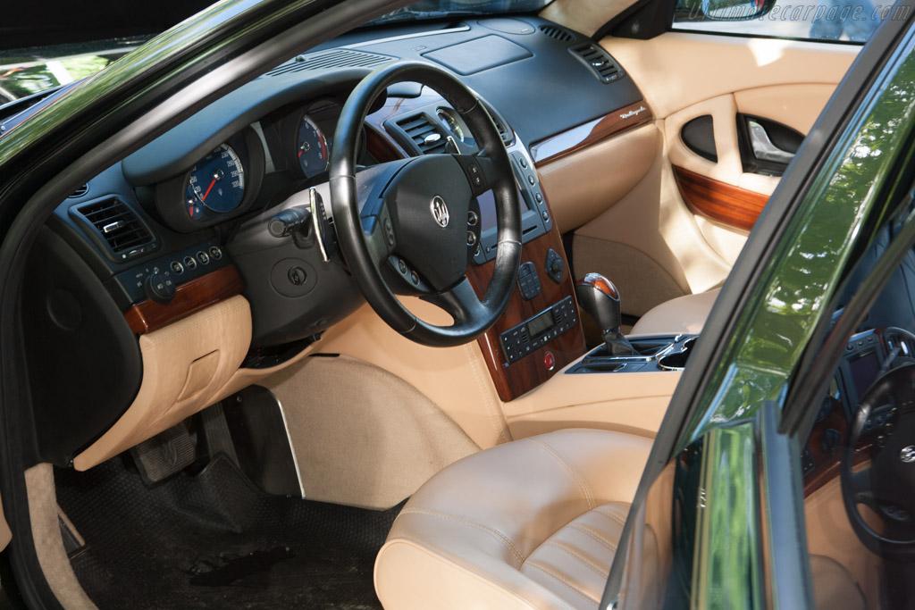 Maserati Touring Bellagio - Chassis: ZAMFD39B000036271   - 2013 Concorso d'Eleganza Villa d'Este