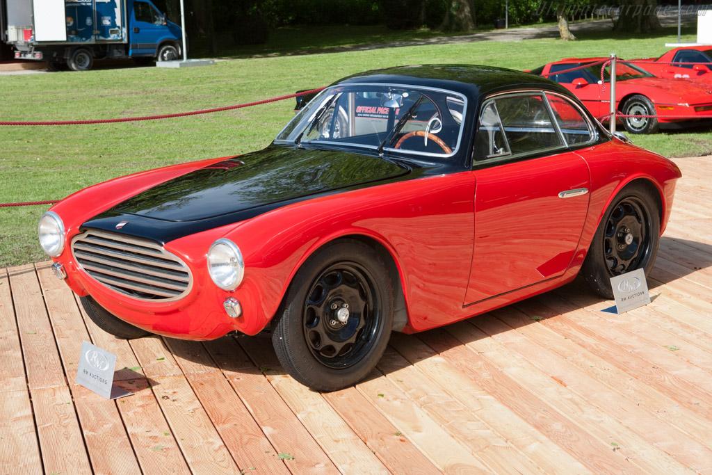 Moretti 750 Grand Sport - Chassis: 1290S   - 2013 Concorso d'Eleganza Villa d'Este