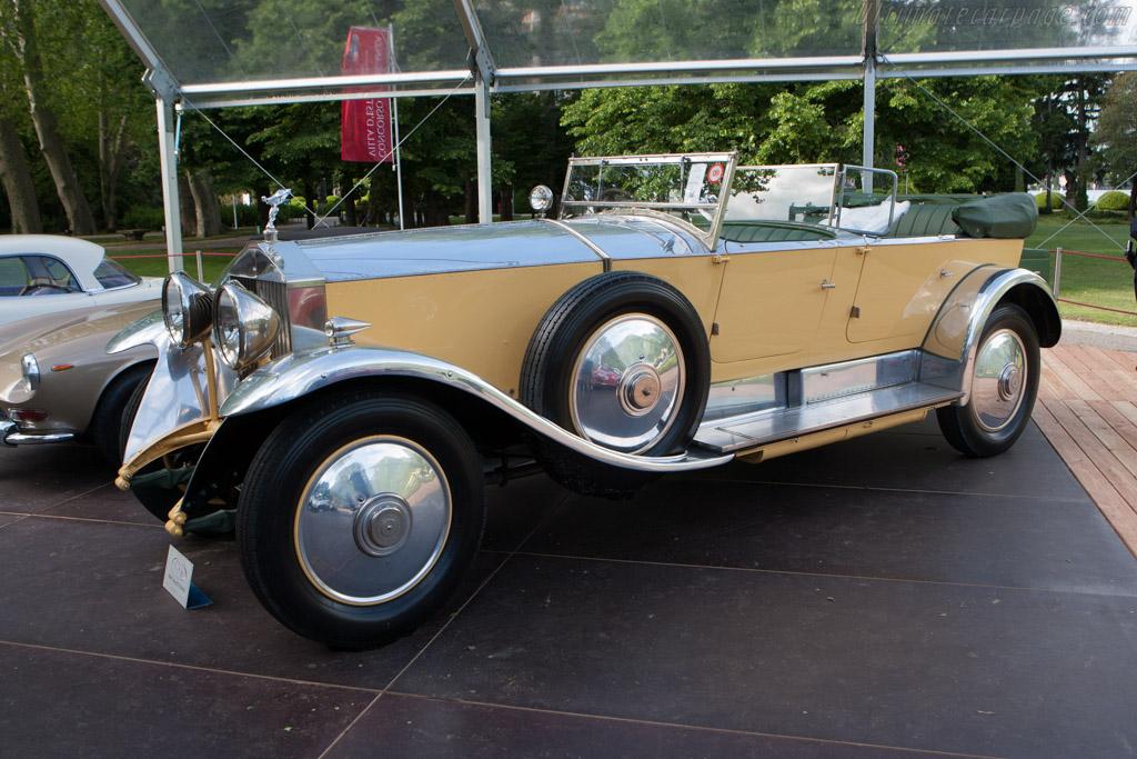 Rolls-Royce Phantom I Barker Tourer - Chassis: 82OR   - 2013 Concorso d'Eleganza Villa d'Este