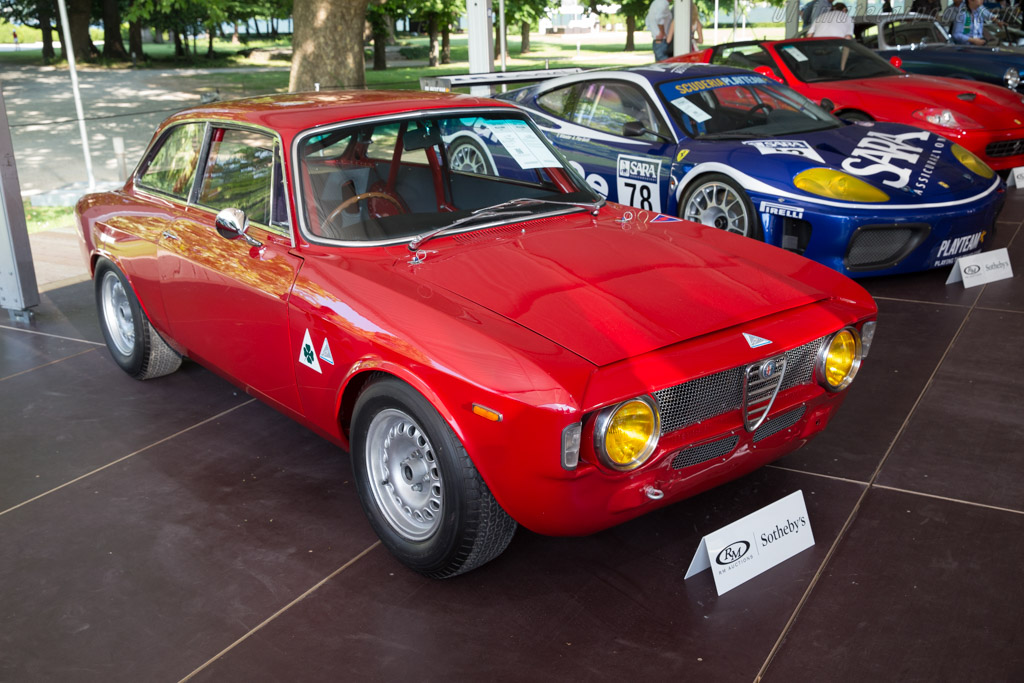 Alfa Romeo Giulia GTA - Chassis: AR752675   - 2017 Concorso d'Eleganza Villa d'Este