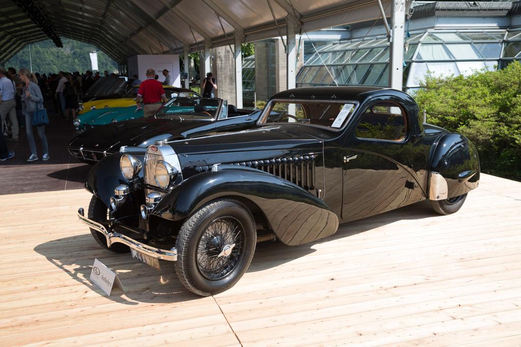 Bugatti Type 57 Atalante - Chassis: 57254   - 2017 Concorso d'Eleganza Villa d'Este