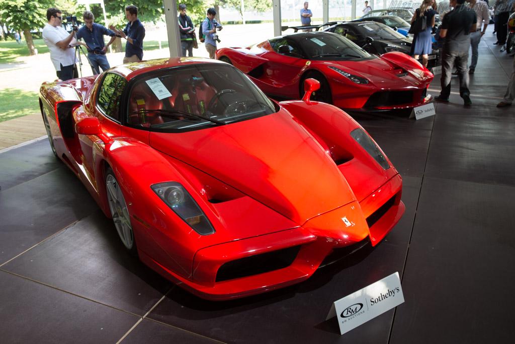 Ferrari Enzo - Chassis: 135892   - 2017 Concorso d'Eleganza Villa d'Este