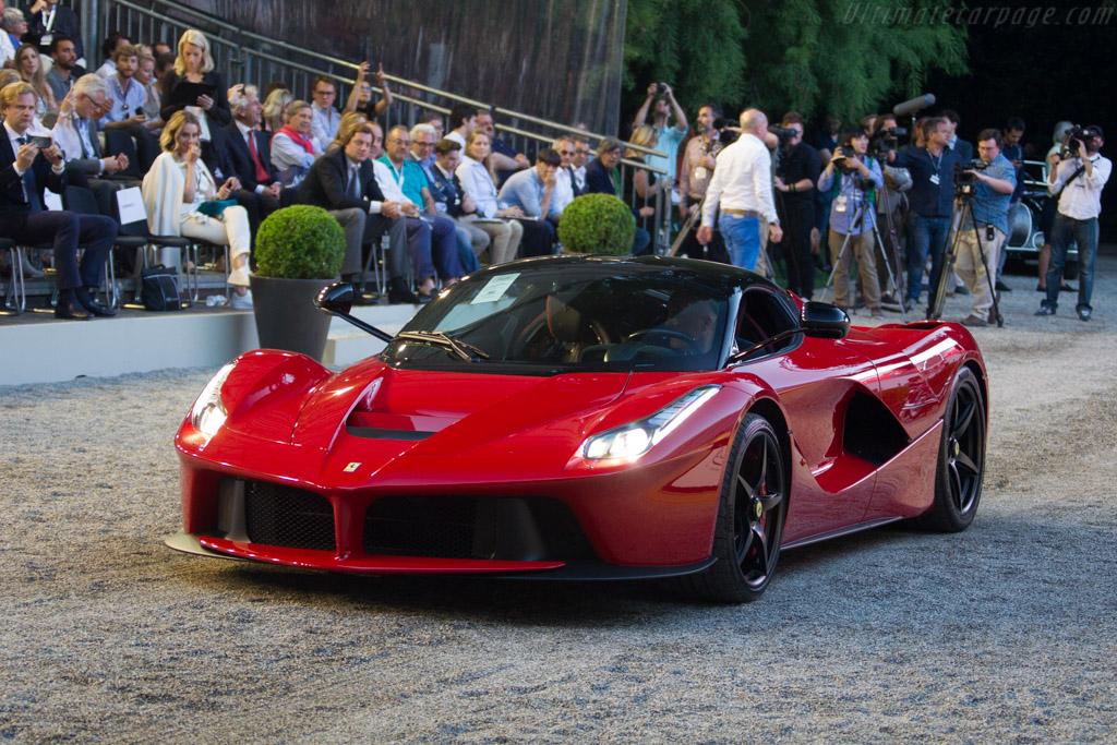 Ferrari LaFerrari - Chassis: 201167   - 2017 Concorso d'Eleganza Villa d'Este