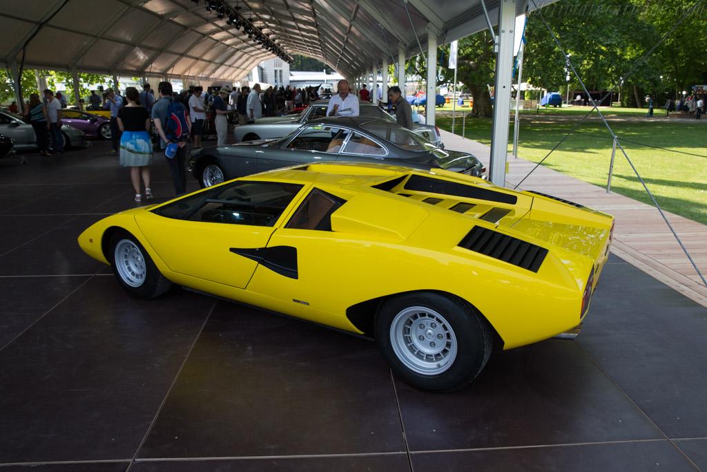 Lamborghini Countach - Chassis: 1120062   - 2017 Concorso d'Eleganza Villa d'Este