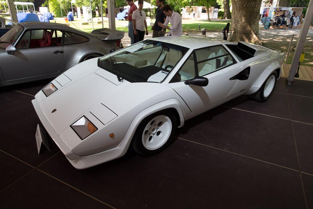 Lamborghini Countach 5000 Qv Chassis Za9ca05a1hla12110