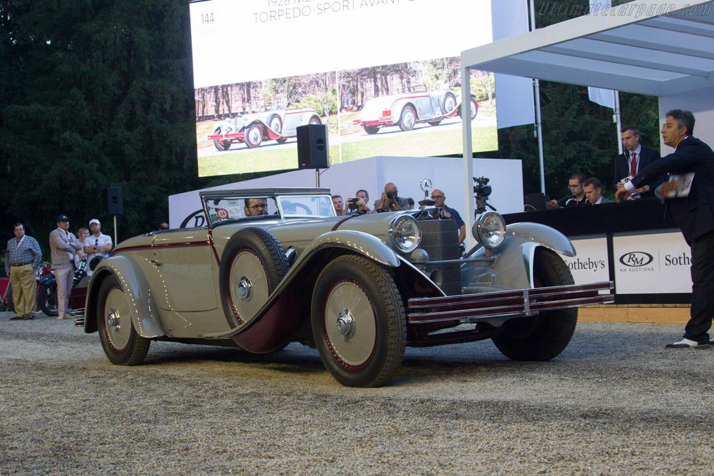 Mercedes-Benz 680 S Saoutchik Torpedo - Chassis: 35949   - 2017 Concorso d'Eleganza Villa d'Este