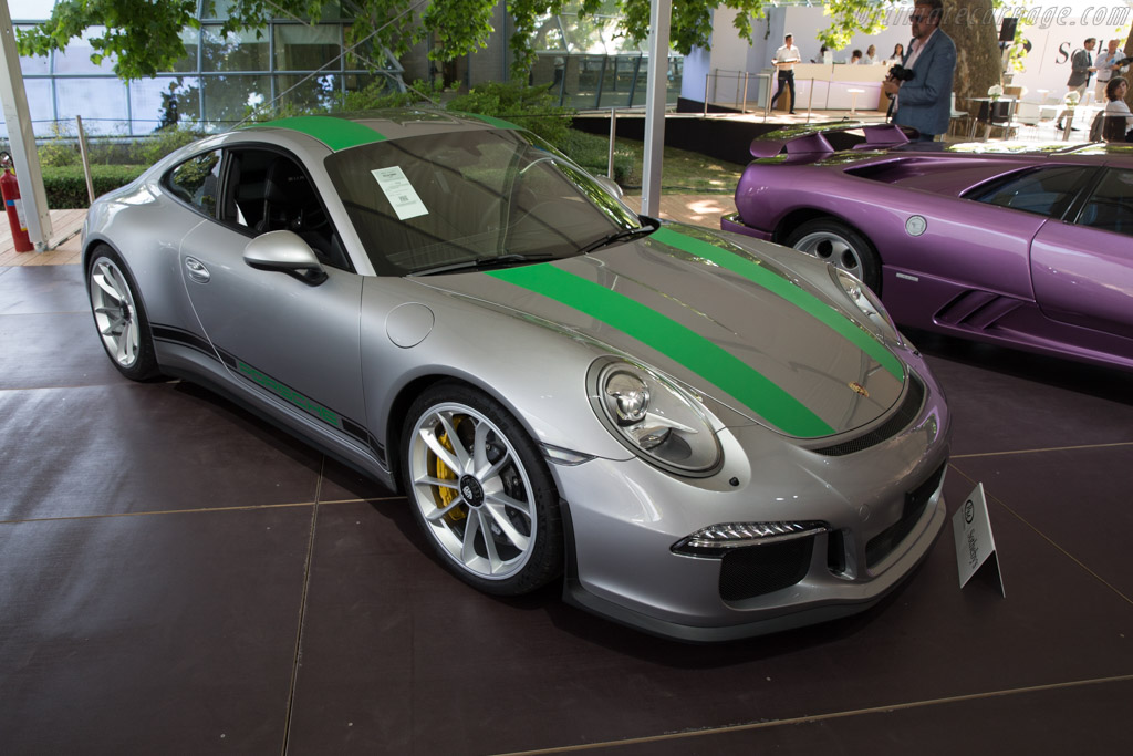 Porsche 911 R - Chassis: WP0ZZZ99ZGS194133   - 2017 Concorso d'Eleganza Villa d'Este