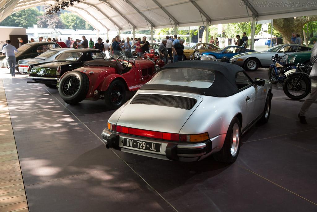 Porsche 911 Speedster - Chassis: WP0ZZZ91ZKS152069   - 2017 Concorso d'Eleganza Villa d'Este