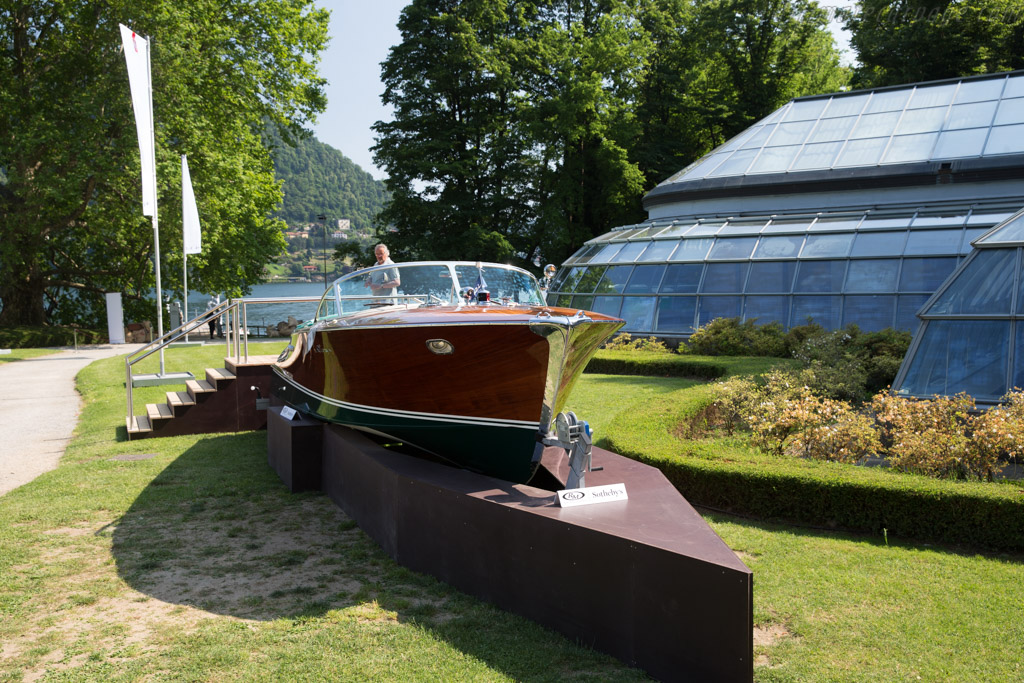 Riva Tritone - Chassis: 156   - 2017 Concorso d'Eleganza Villa d'Este