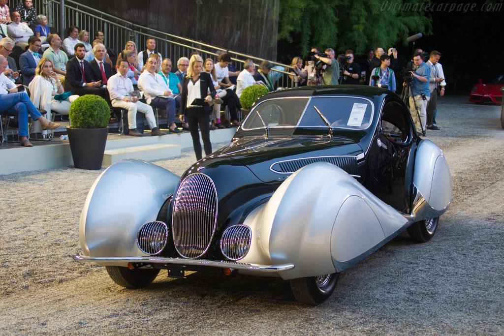 Talbot Lago T150C SS Teardrop - Chassis: 90110   - 2017 Concorso d'Eleganza Villa d'Este