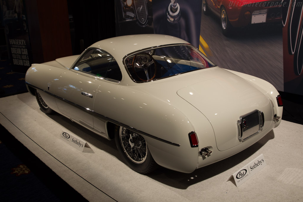 Abarth 1100 Sport Ghia Coupe - Chassis: 205104  - 2017 Monterey Auctions