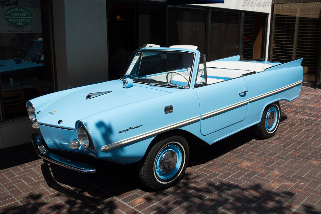 Amphicar 770 - Chassis: 106 523 027   - 2017 Monterey Auctions
