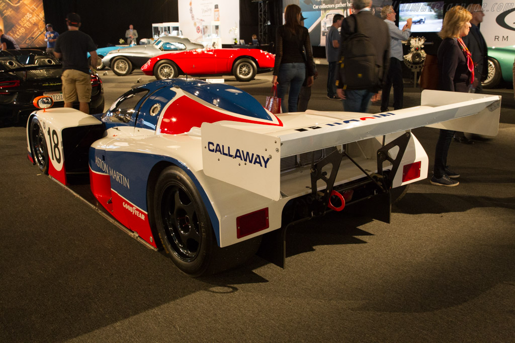 Aston Martin AMR1 - Chassis: AMR1 / 04   - 2017 Monterey Auctions