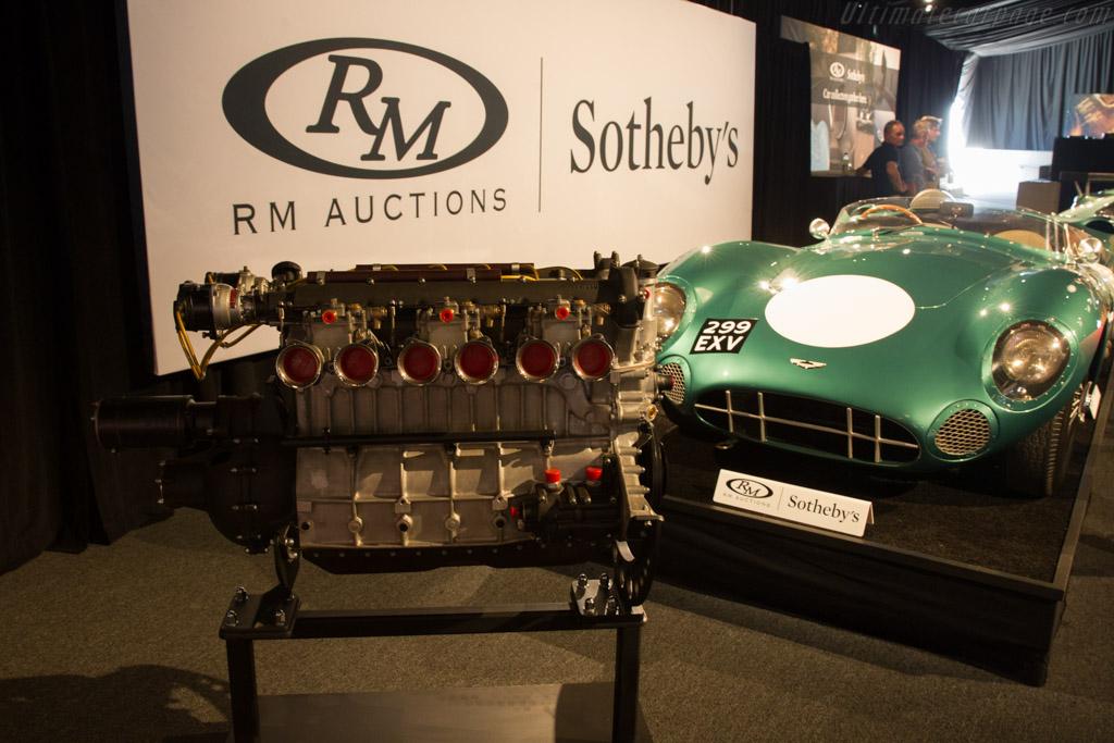 Aston Martin DBR1 - Chassis: DBR1/1   - 2017 Monterey Auctions
