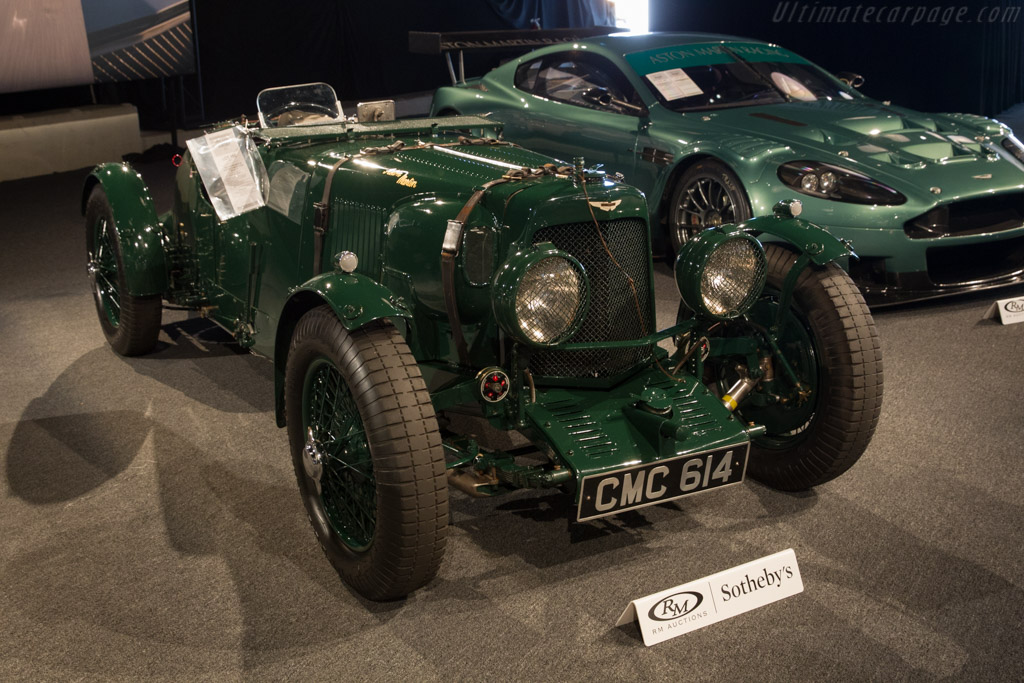 Aston Martin Ulster - Chassis: B5/549/U   - 2017 Monterey Auctions