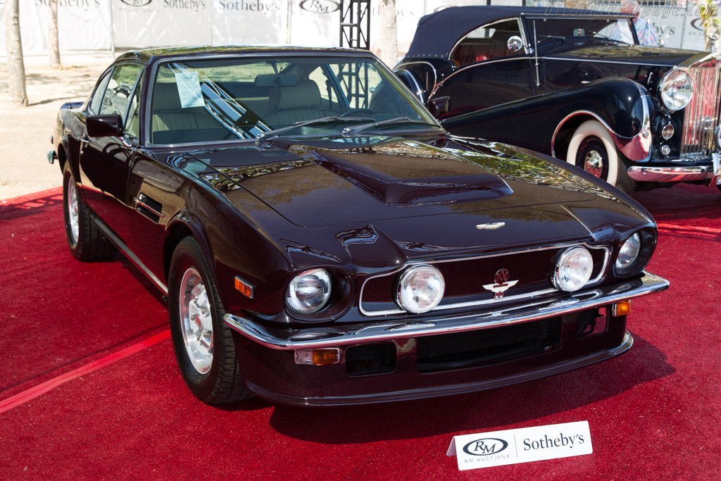 Aston Martin V8 - Chassis: V8/11904/LCA   - 2017 Monterey Auctions