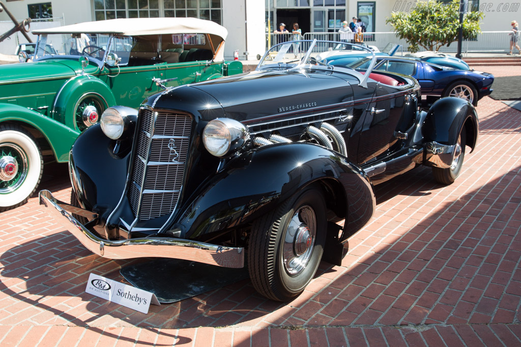 Auburn 852 SC Speedster - Chassis: 35209E   - 2017 Monterey Auctions