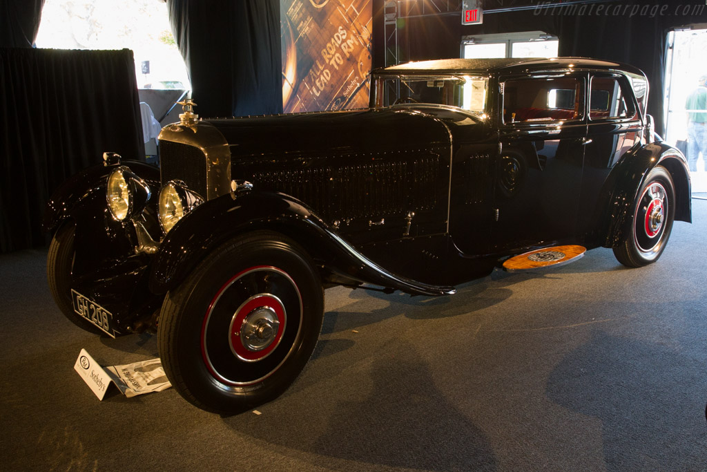 Bentley 6½ Litre Corsica Sportsman's Saloon - Chassis: HM2861   - 2017 Monterey Auctions