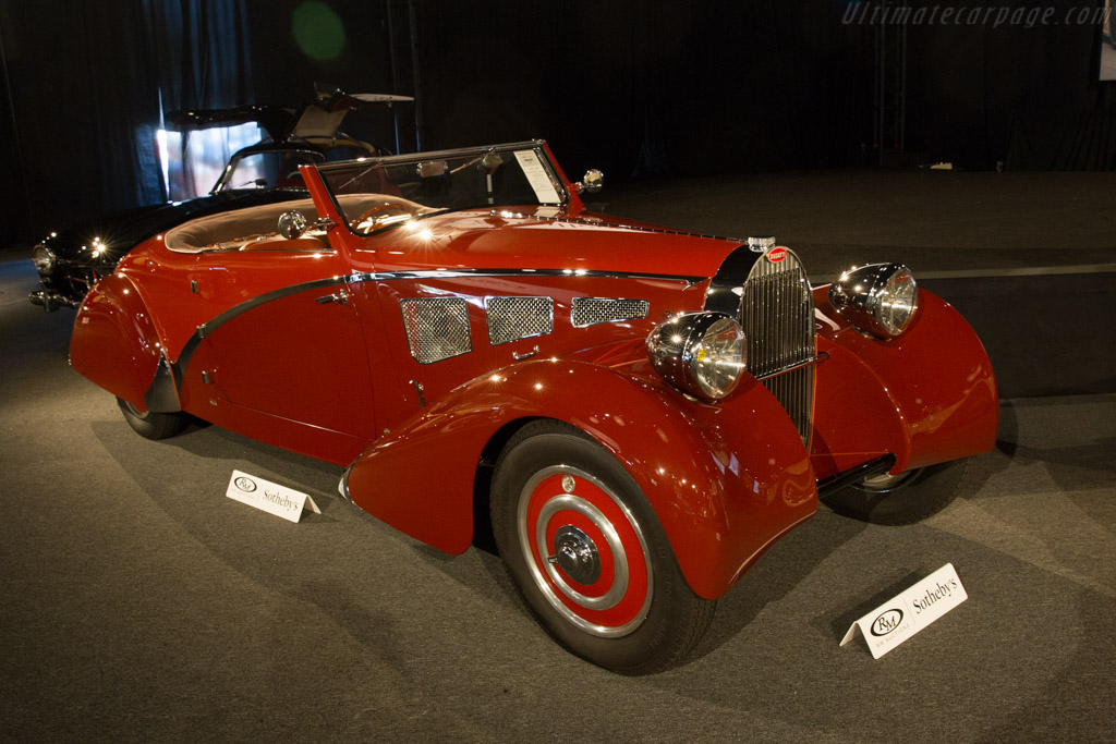 Bugatti Type 57 Paul Nee Cabriolet - Chassis: 57156   - 2017 Monterey Auctions