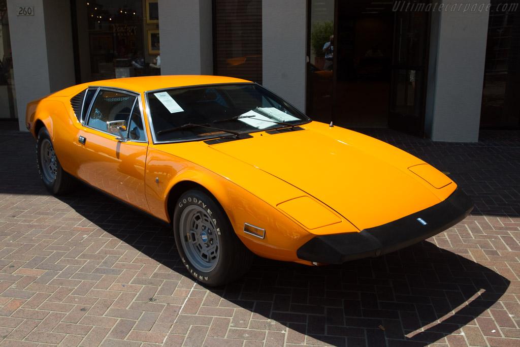 DeTomaso Pantera L - Chassis: THPNPM07380   - 2017 Monterey Auctions