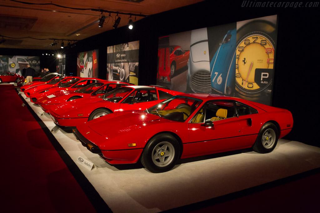 Ferrari 308 GTB 'Vetroresina' - Chassis: 19397   - 2017 Monterey Auctions