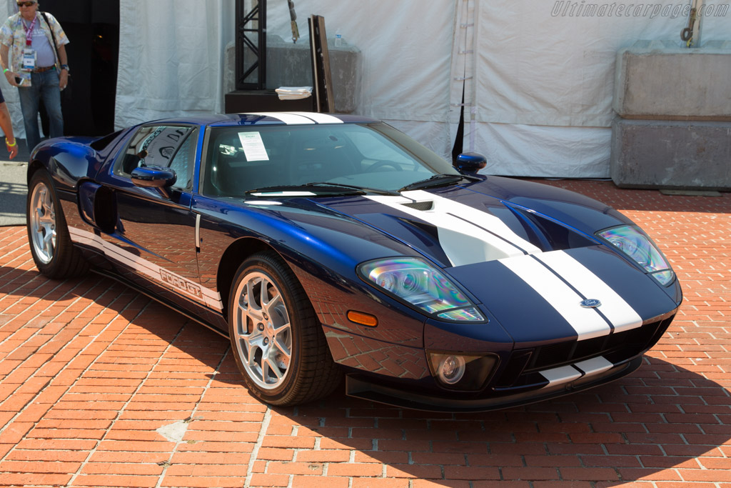 Ford GT - Chassis: 1FAFP90SX6Y401583   - 2017 Monterey Auctions