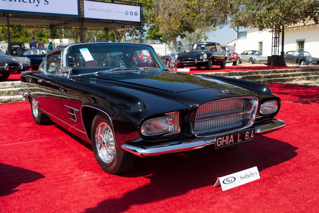 Ghia L6.4 - Chassis: 0302   - 2017 Monterey Auctions