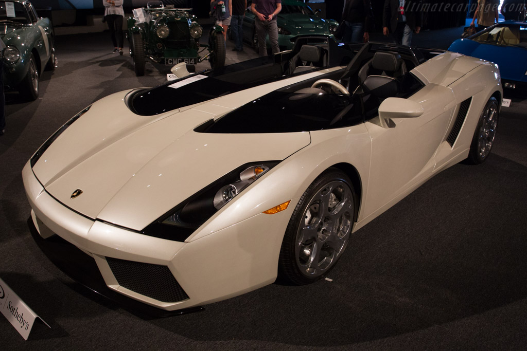 Lamborghini Concept S - Chassis: ZHWGE32T86LA00001   - 2017 Monterey Auctions