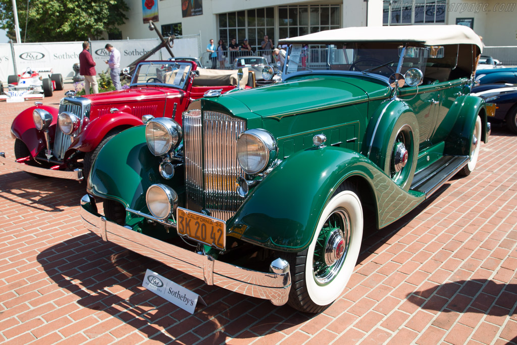 Packard Twelve Phaeton - Chassis: 901630   - 2017 Monterey Auctions