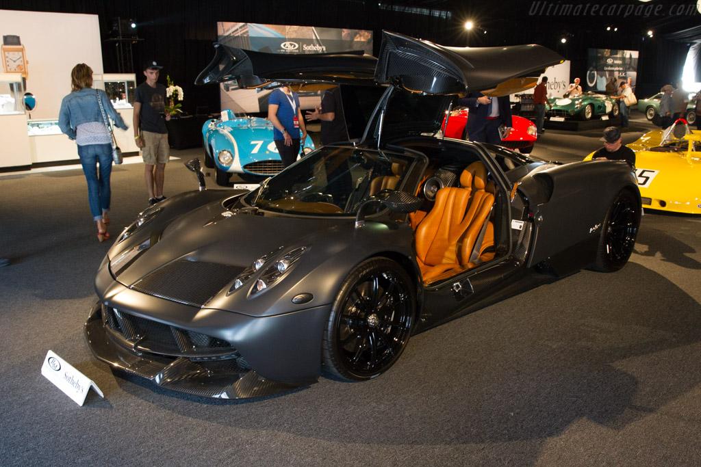 Pagani Huayra - Chassis: 76059   - 2017 Monterey Auctions