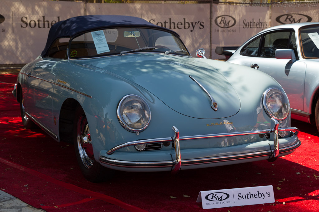 Porsche 356 A Roadster - Chassis: 83895   - 2017 Monterey Auctions