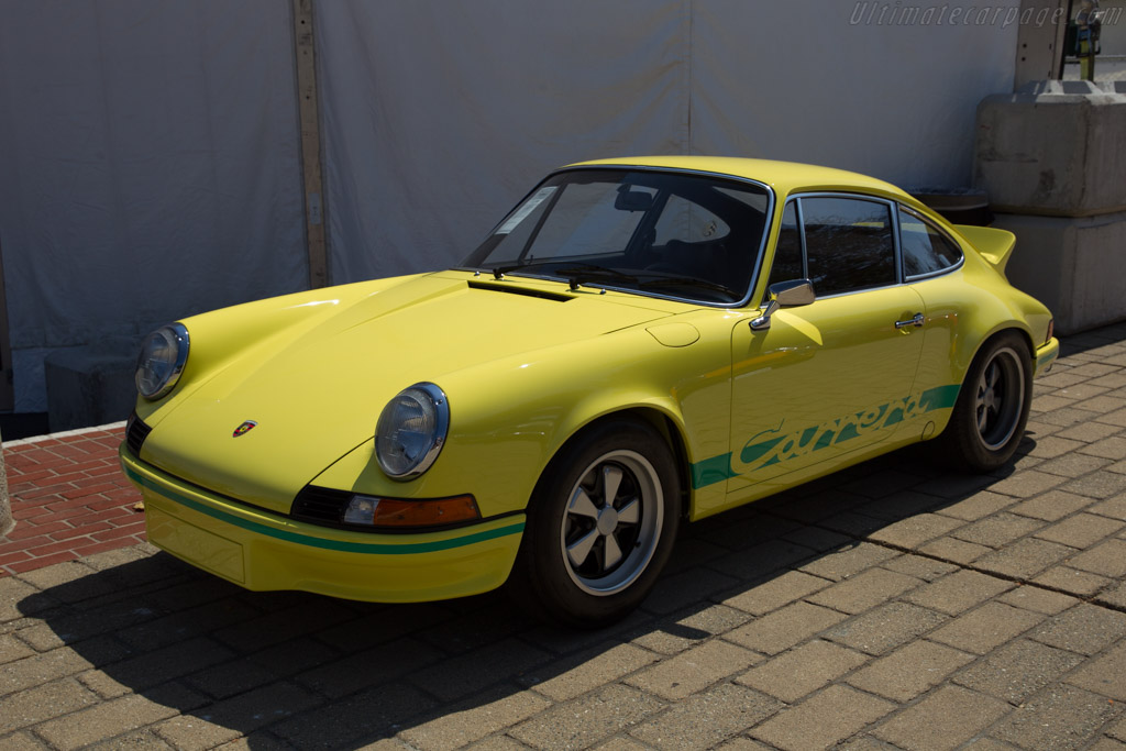 Porsche 911 Carrera RS 2.7 Lightweight - Chassis: 911 360 0354   - 2017 Monterey Auctions