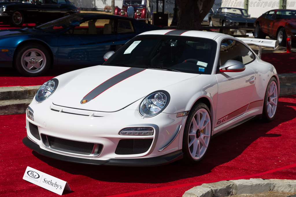 Porsche 997 GT3 RS 4.0 - Chassis: WP0AF2A96BS785644   - 2017 Monterey Auctions