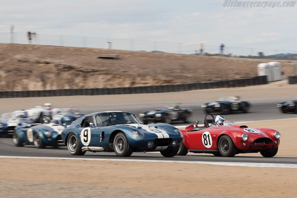 AC Shelby Cobra Daytona Coupe    - 2012 Monterey Motorsports Reunion