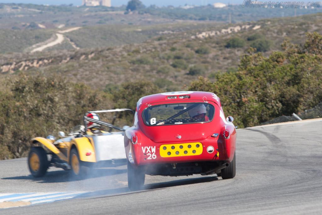 AC Aceca    - 2012 Monterey Motorsports Reunion