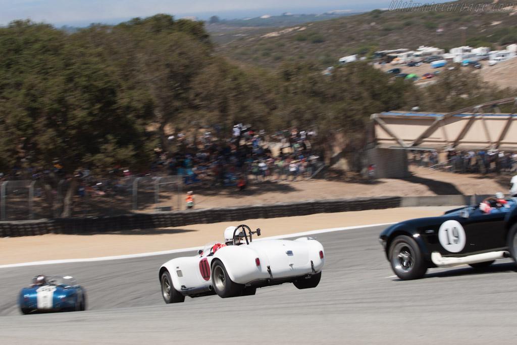 AC Shelby Cobra 427    - 2012 Monterey Motorsports Reunion